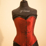 custom corset